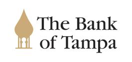 The Bank of Tampa Logo
