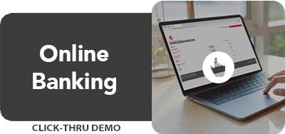 Online Banking Click-Through Demo (Desktop)