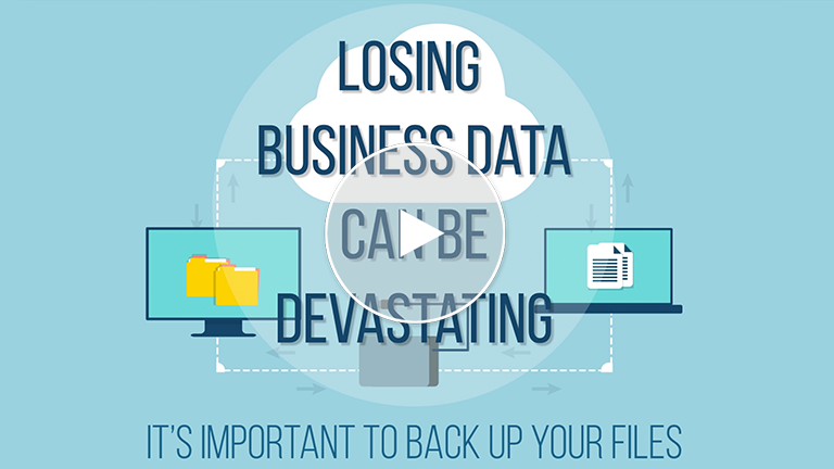 It's Important To Back Up Your Business Data