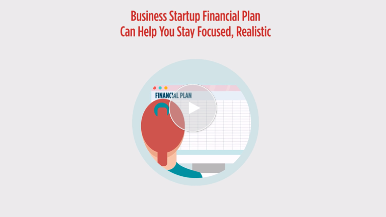 Starting A Business? Take The Time To Prepare A Financial Plan.