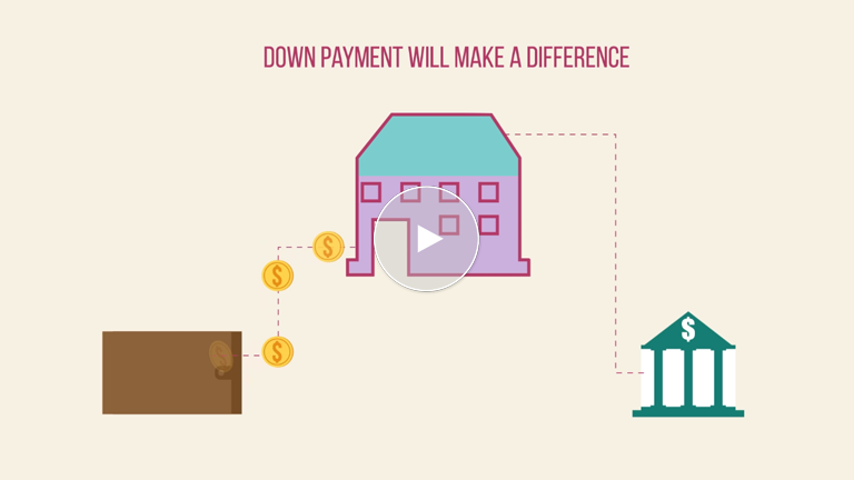 Worried about the down payment for a home? You might have enough saved already