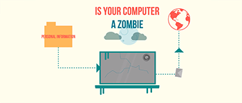 Zombie In Your House? Protect Your Computer From Becoming Part Of A Botnet.