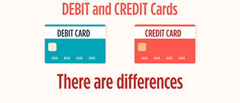 Should I Use A Debit Card Or A Credit Card?