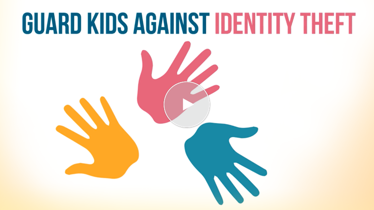 Help Protect Your Kids Against Identity Theft