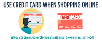 Reasons Why You Should Use A Credit Card For Online Purchases