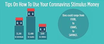 Here Are Some Options For Using Coronavirus-Related Stimulus Money