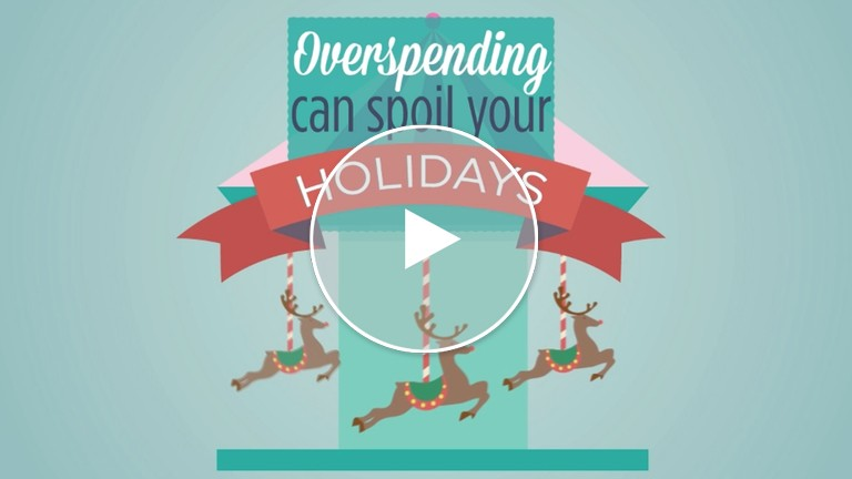 Don't Let Overspending Spoil Your Holidays