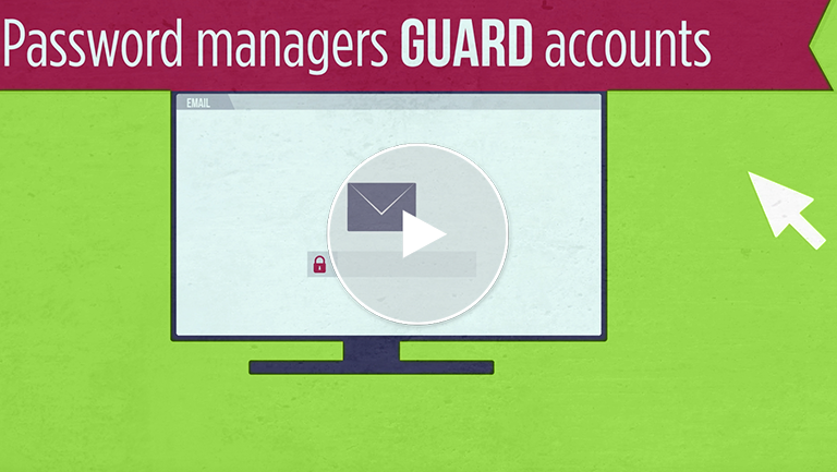 Password Managers Can Help Keep Your Online Accounts Safe