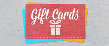Make Giving Easy With Gift Cards