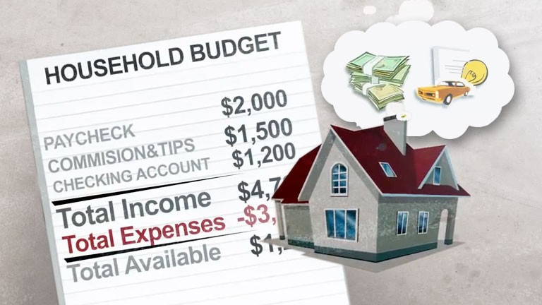A Household Budget Can Help You