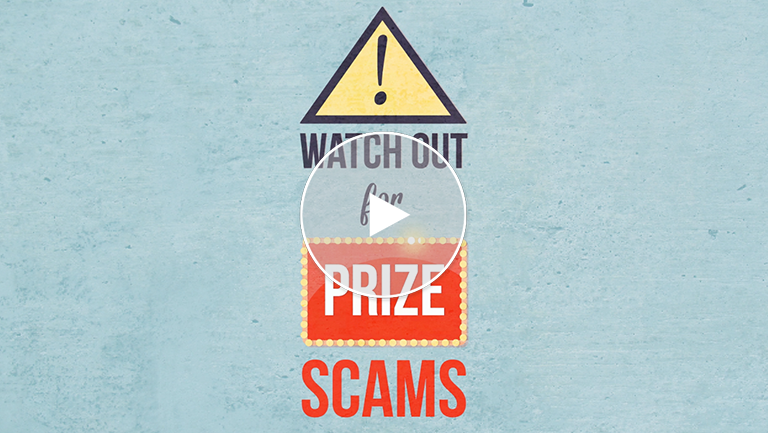 Watch Out For Prize Scams – So You Don't End Up Losing