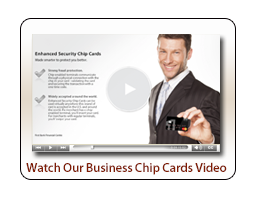 Business Enhanced Security Chip Cards
