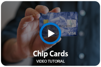 Watch our EMV Chip Card Video.