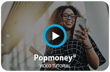 Popmoney video tutorial