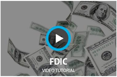FDIC informational video