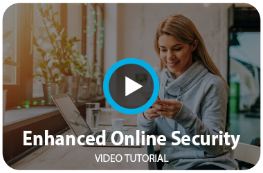 Online security video tutorial