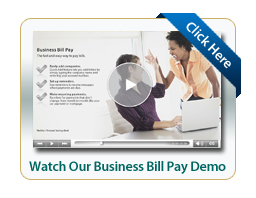 NEW Business Bill Pay