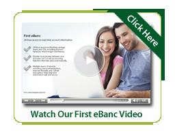 First eBanc