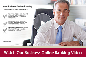 Learn all about our powerful tools for cash management with our Business Online Banking video