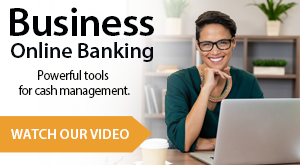 BUSINESS HELP TIP - BUSINESS ONLINE BANKING