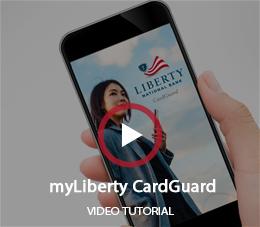 myLiberty CardGuard