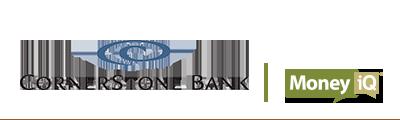 Cornerstone Bank Logo