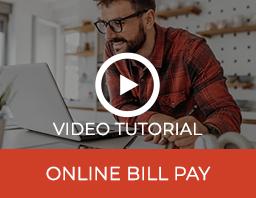 Online Bill Pay Video