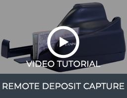 Remote Deposit Video