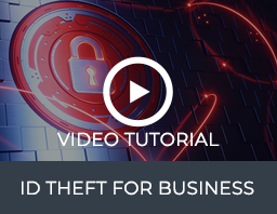 Business ID Theft Video