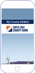 Mobile Banking with Santa Cruz County Bank