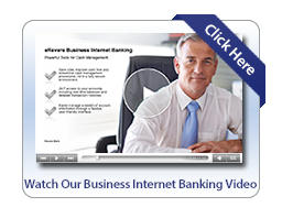 Business Internet Banking Video