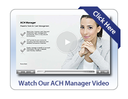 ACH Manager Video