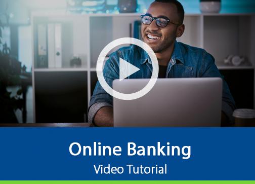 Watch Bank Online Features video