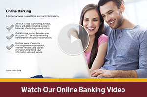 Online Banking Video