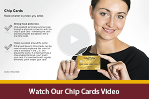 Chip Card Video
