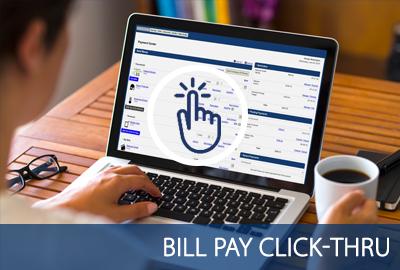 Bill Pay Click-Thru Demo (Desktop)