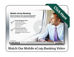 Mobile eCorp Banking