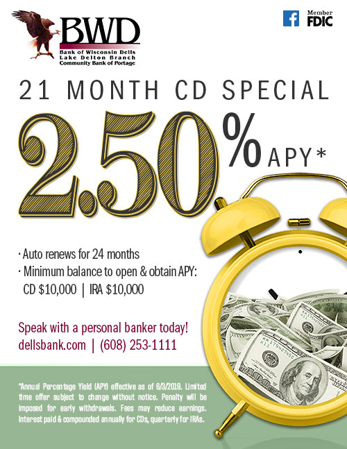 cd special flyer