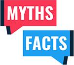 icon - myth v. fact