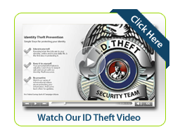 Open modal to confirm external link to ID Theft Prevention video