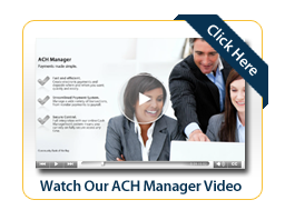 ACH Manager