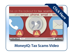 MoneyiQ: Beware of Tax Scams