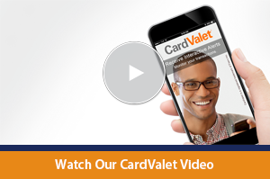 A video about the benefits and conveniences of Card Valet.