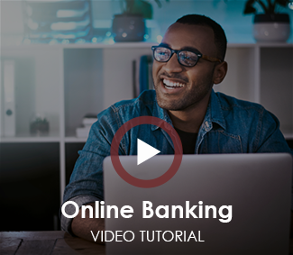 Interactive Video Player online banking