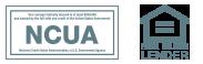 Member NCUA, Equal Housing Lender
