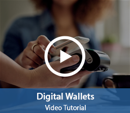 Interactive Video Player Digital Wallets
