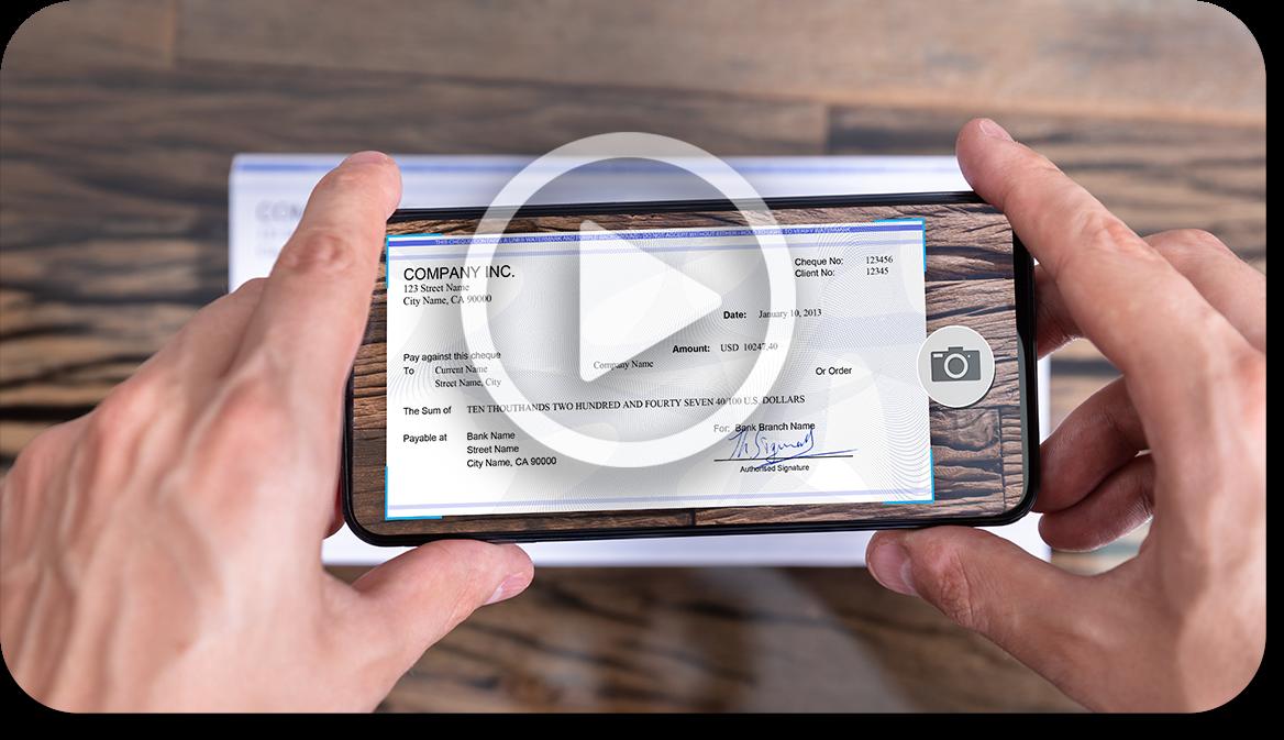 Mobile Deposit Video Demo