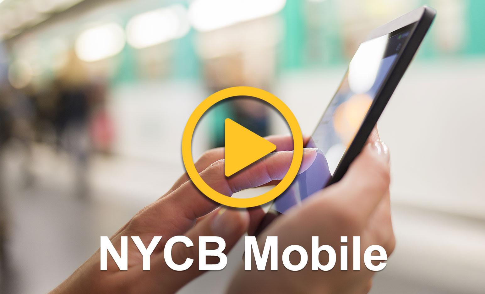 NYCB Mobile Video Demo