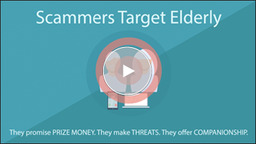 Protect yourself and your loved ones from scammers targeting the elderly.