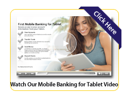 Mobile Banking for Tablet